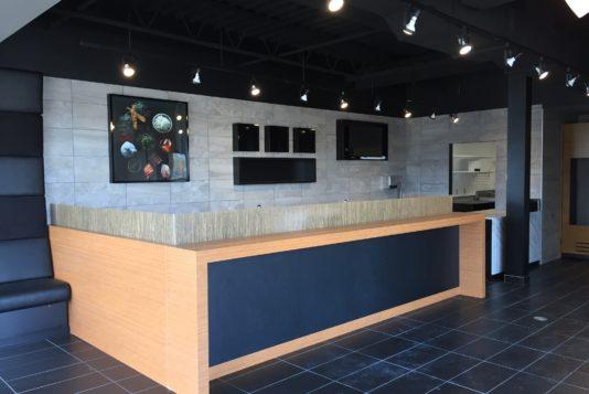 Photo de la réalisation Sushi Shop