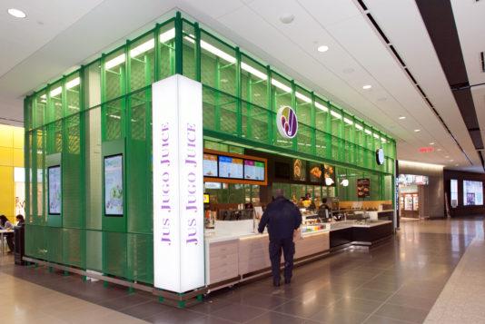 Photo de la réalisation Jus jugo juice / Sushi Shop